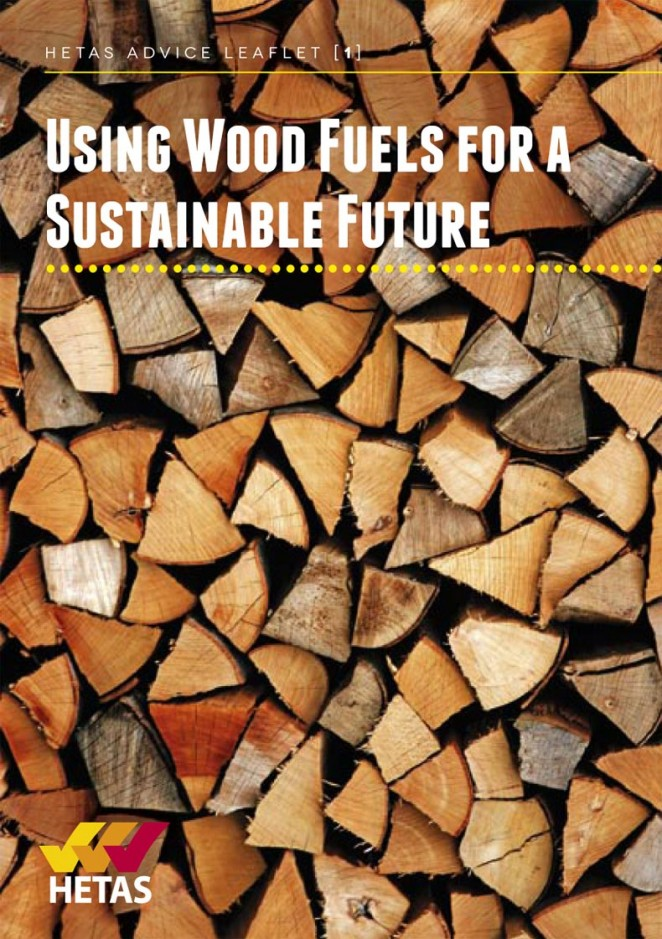 HETAS Wood Fuels Advice Leaflet