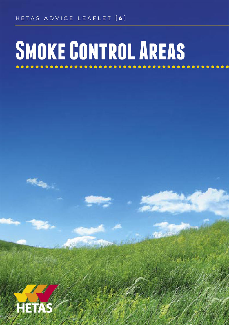 HETAS Smoke Control Advice Leaflet