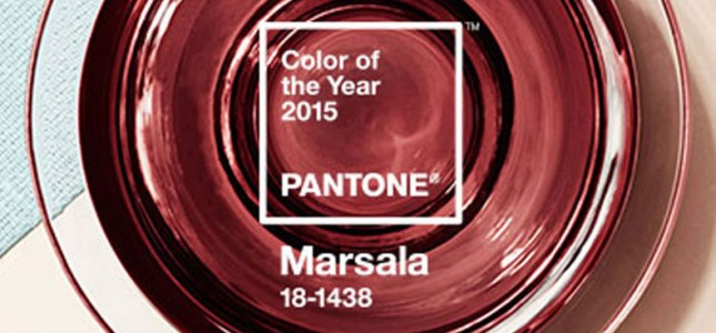 Pantone colour of the year 2015