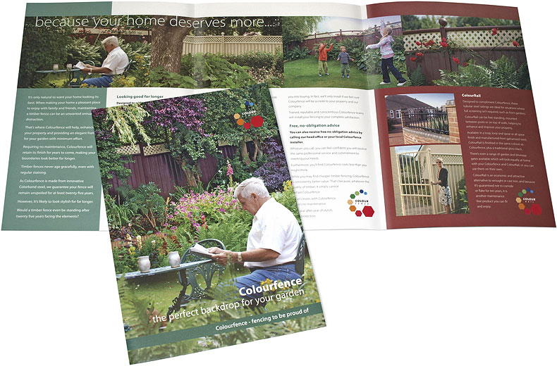 Colourfence Leaflet