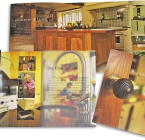 Stroud Furniture Makers Brochure