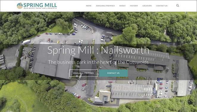 Spring Mill web site